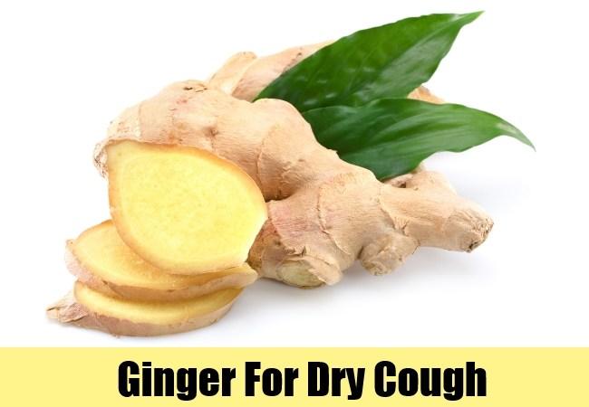Dry Cough Natural Remedies