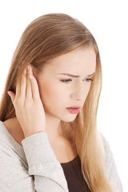Sharp Pain in Ear in Adults