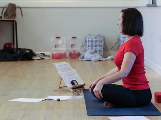 Yoga Floor Session