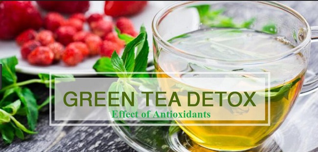 Effect of Antioxidants