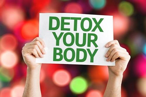 detox the body