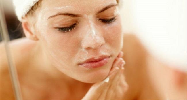 Exfoliating of Skin
